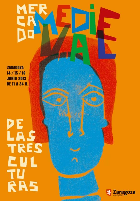 Mercado Medieval de las tres culturas, Zaragoza 14, 15 y 16 de junio