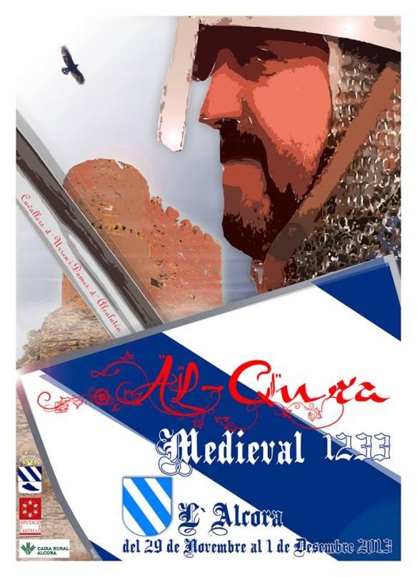 ¡POR FIN!: Al-Qura medieval 1233, del 29 de noviembre al 1 de diciembre