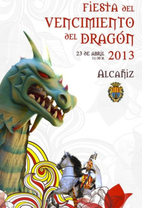 dragon alcañiz